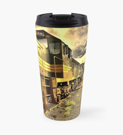 Time shalt not weary them... Travel Mug