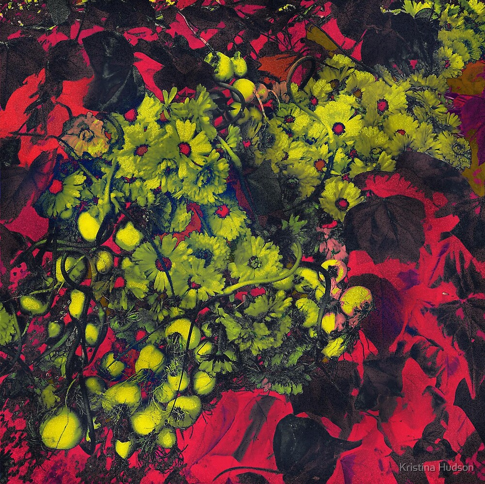 Red Ivy by Kristina Hudson
