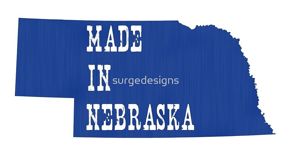 Made in Nebraska by surgedesigns