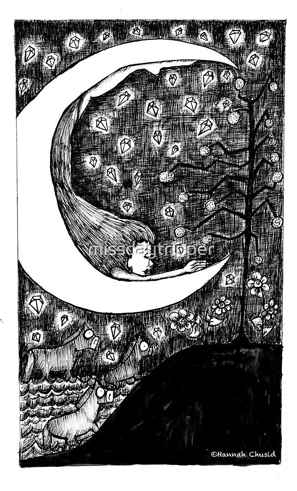The Moon by missdaytripper