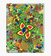Korean traditional pattern iPad Case/Skin