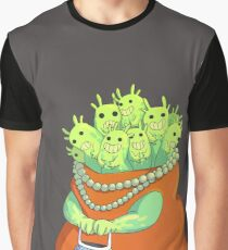 Undercover Monster Graphic T-Shirt