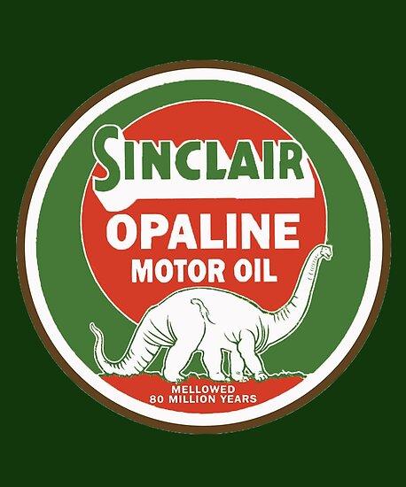 Sinclair Opaline Motor Oil 00196