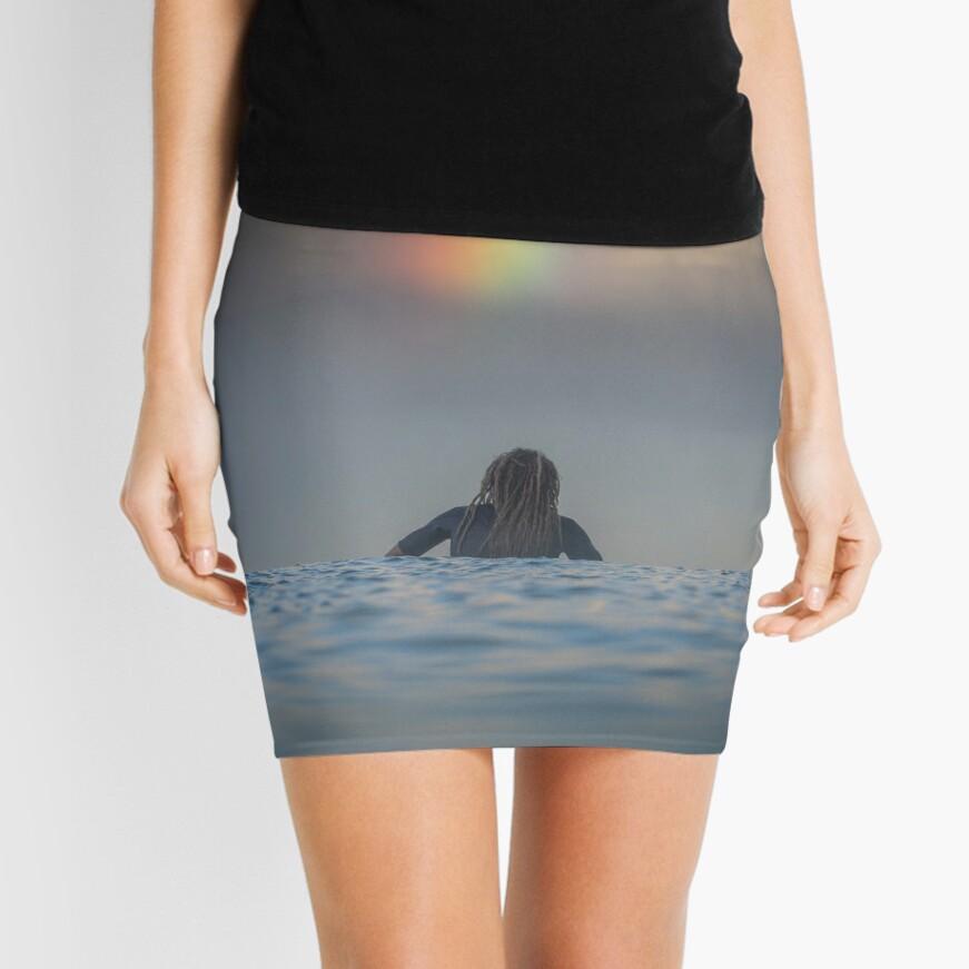 @alpesc Mini Skirt