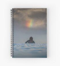 @alpesc Spiral Notebook