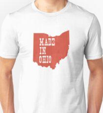 Made in Ohio Unisex T-Shirt