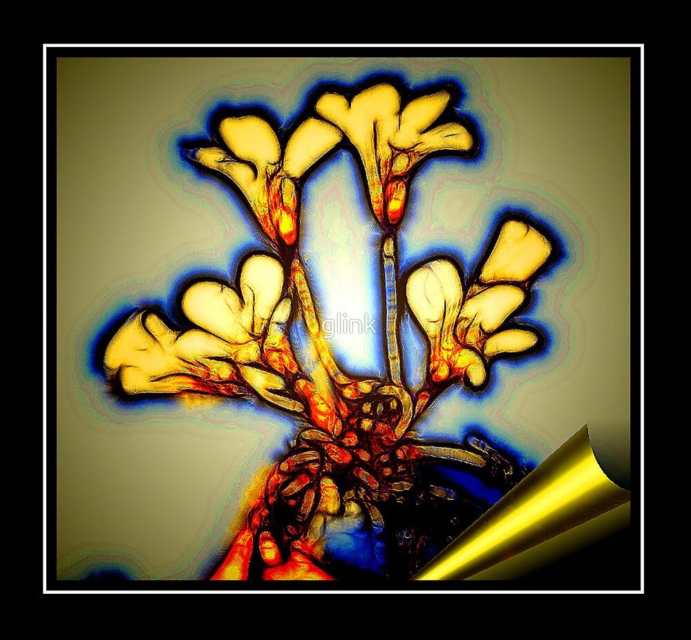 Golden Bouquet by glink