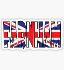Farnham Sticker
