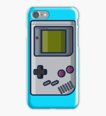 Retro: OG Game boy iPhone Case/Skin