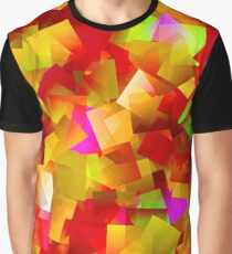 Colours in automn Graphic T-Shirt