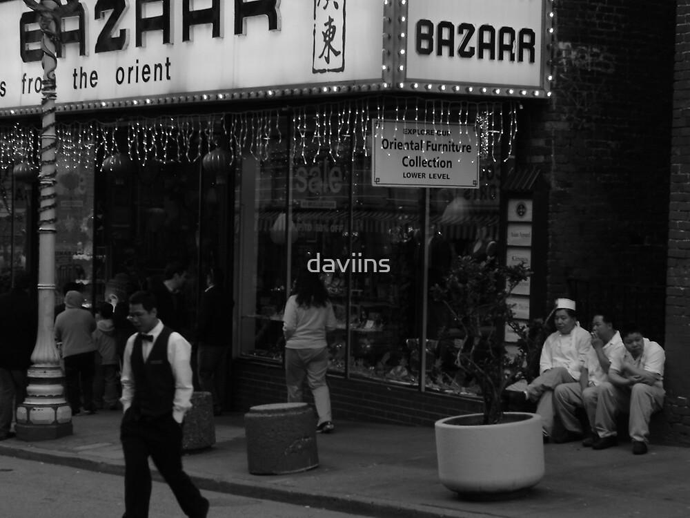 SF Chinatown by daviins
