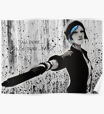 I'am Price,... Chloe Price - Life is Strange Poster