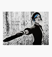I'am Price,... Chloe Price - Life is Strange Photographic Print