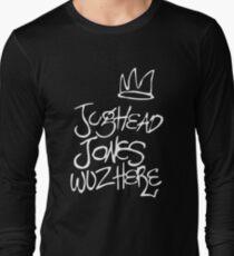 Jughead Jones wuz here  T-Shirt