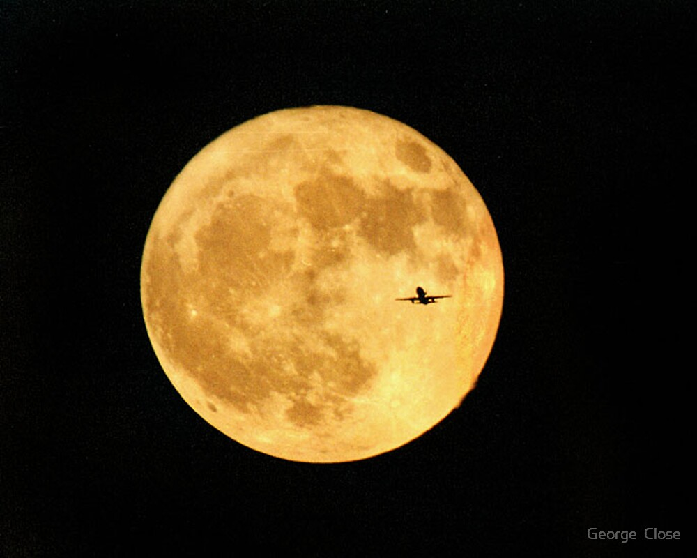 fly me to the moon by George  Close