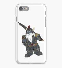 Fantasy dark dwarf design iPhone Case/Skin