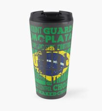BJJ A To Z Glossary - Brazilian Jiu Jitsu Travel Mug