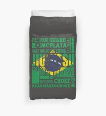 BJJ A bis Z Glossar - Brasilianisches Jiu Jitsu Bettbezug