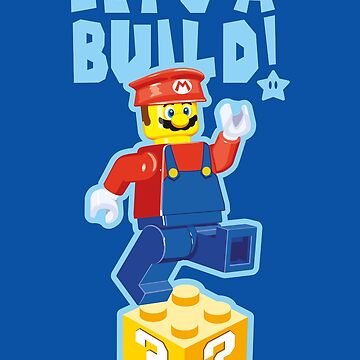 MArio Bricks by Captainsmog