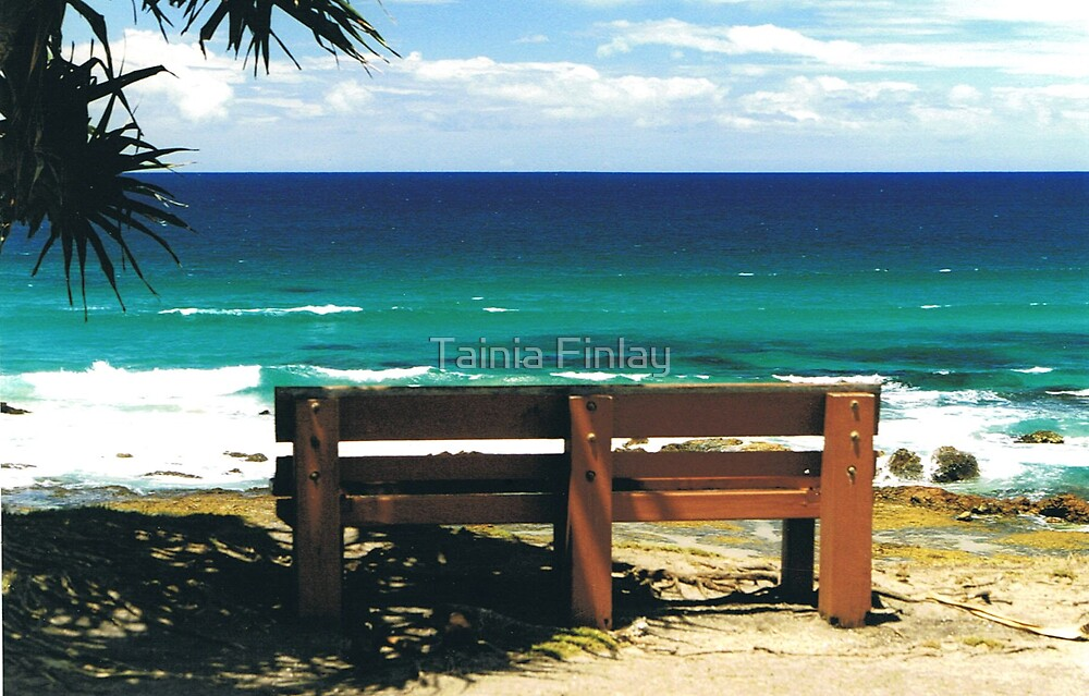 Neat Seat by Tainia Finlay