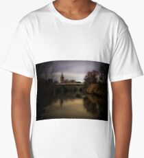 Sundown on the Rhone River Long T-Shirt