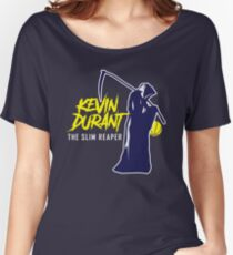 Kevin Durant the Slim Reaper Women's Relaxed Fit T-Shirt