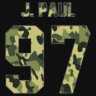 Jake Paul - Camo  by amandamedeiros