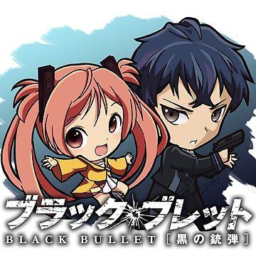 Black Bullet by satoshiaaron