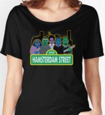 Hamsterdam Street Women's Relaxed Fit T-Shirt