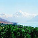 Aoraki / Mount Cook  by kevin smith  skystudiohawaii