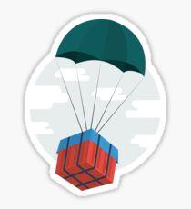 PUBG Drop Sticker