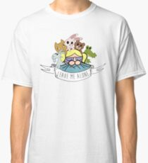 Leave Me Alone: Bubbles Classic T-Shirt