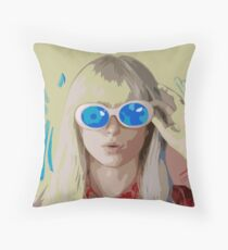 Hayley Williams Throw Pillow