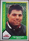 286 - Sal Agostinelli by Foob's Baseball Cards