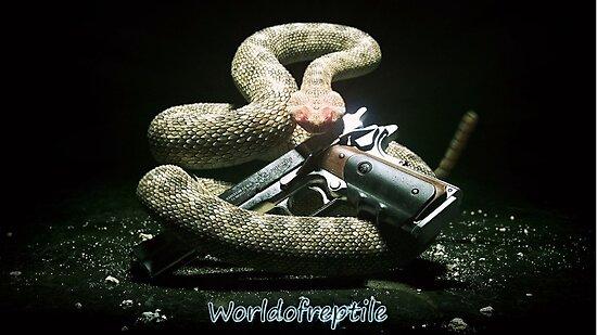 « SnakeOneBlack » par Lytazo