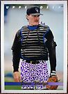 287 - Eric Wedge by Foob's Baseball Cards