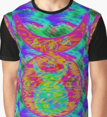 Horned god tripped out Graphic T-Shirt