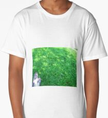 grass Long T-Shirt