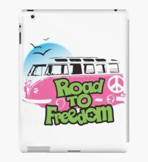 Road to freedom iPad Case/Skin