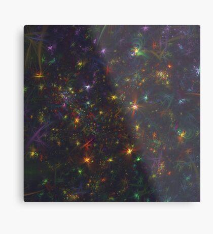 Cosmic fractals Metal Print