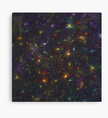 Cosmic fractals Canvas Print