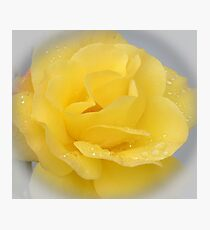 I Have Sunshine on a Cloudy Day...Dorset UK Photographic Print