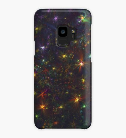 Cosmic fractals Case/Skin for Samsung Galaxy