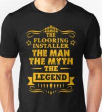 FLOORING INSTALLER Unisex T-Shirt