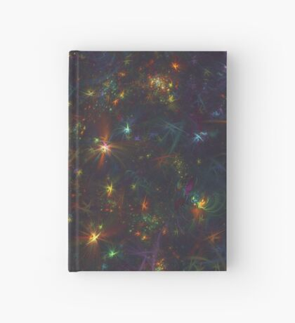 Cosmic fractals Hardcover Journal