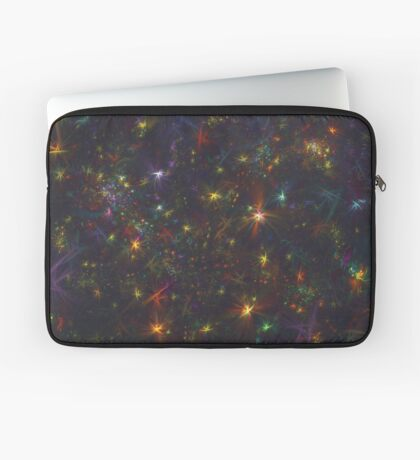 Cosmic fractals Laptop Sleeve