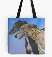 Dynamic Duo Tote Bag