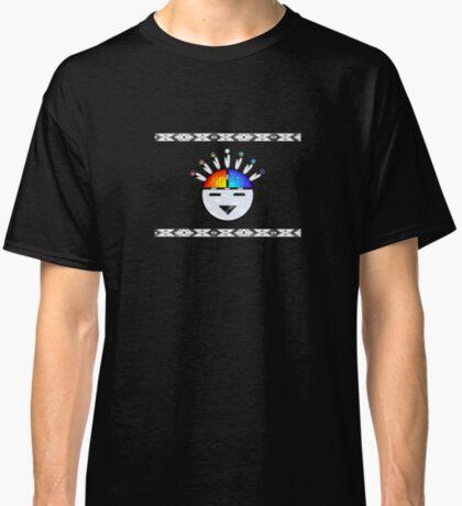Sunface Kachina Classic T-Shirt