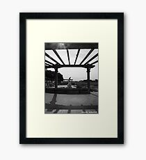 Buenos Aires - Costanera Sur Framed Print