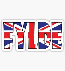 Fylde Sticker